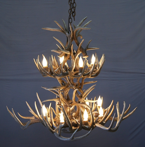 5 reasons to make your own antler chandelier the peak antler co make your own antler chandelier 532 m white tail antler chandelier 2 tier aloadofball Image collections