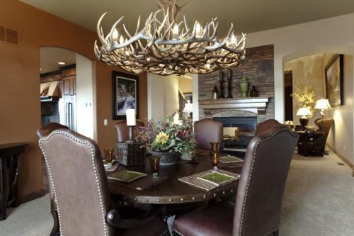 antler chandeliers elk mule deer antler decor