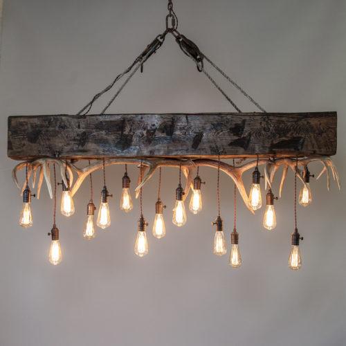 Innovative modern antler chandelier designs the peak antler co innovative modern antler chandelier designs mozeypictures Choice Image